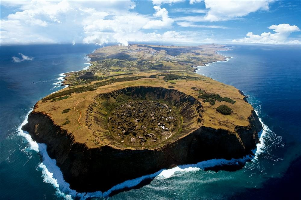 Travelpass.gr - Νησί του Πάσχα: Απομονωμένο και μυστηριώδες