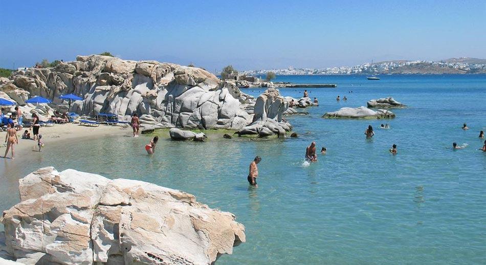 Οι 10 καλύτερες παραλίες της Πάρου