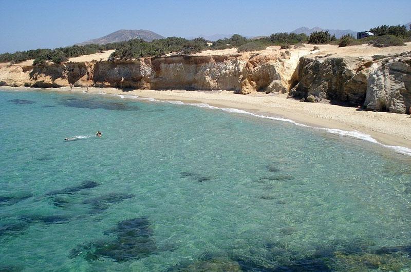 TravelPass.gr - Οι 10 καλύτερες παραλίες της Νάξου
