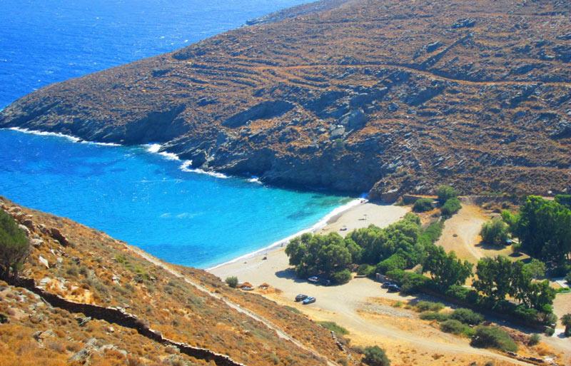 Οι 10 καλύτερες παραλίες στην Τζιά (Κέα)
