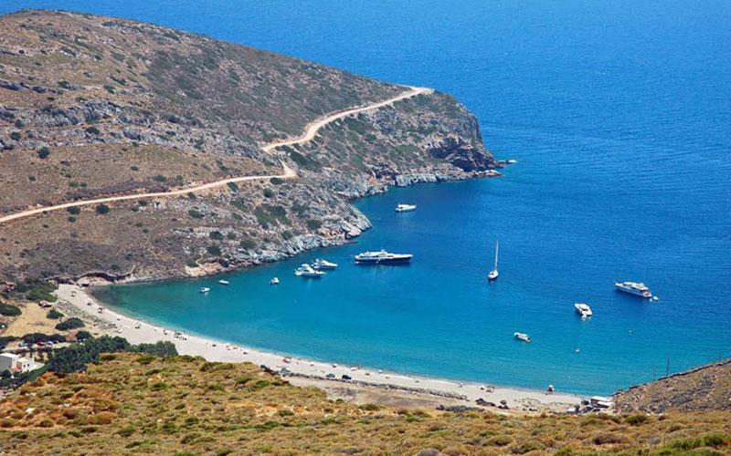 TravelPass.gr - Οι 10 καλύτερες παραλίες στην Τζιά (Κέα)