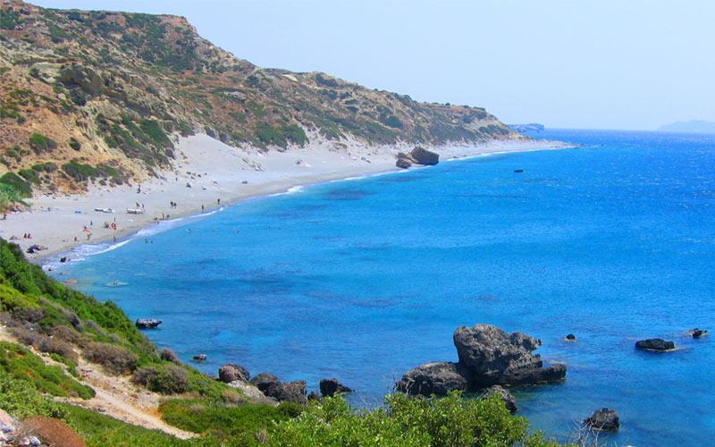 TravelPass.gr - Οι 10 καλύτερες παραλίες του Ρεθύμνου