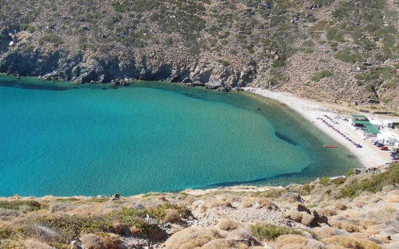 TravelPass.gr - Οι 10 καλύτερες παραλίες στη Σίφνο
