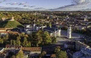 Βίλνιους: Η άγνωστη μεσαιωνική πρωτεύουσα της Λιθουανίας