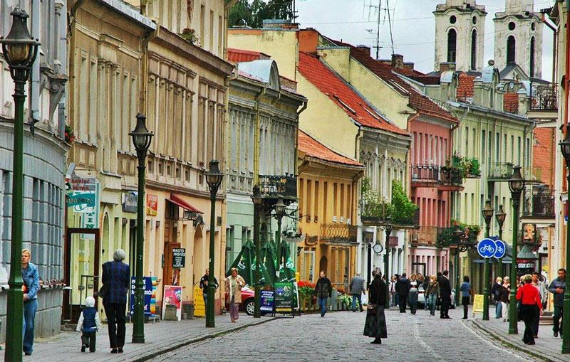 TravelPass.gr - Βίλνιους: Η άγνωστη μεσαιωνική πρωτεύουσα της Λιθουανίας