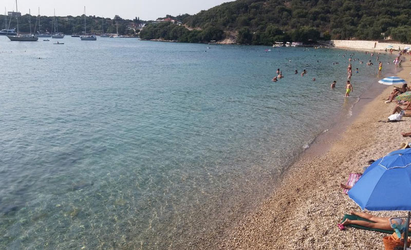 TravelPass.gr - Οι 10 καλύτερες παραλίες στα Σύβοτα