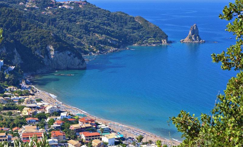Οι 10 καλύτερες παραλίες της Κέρκυρας