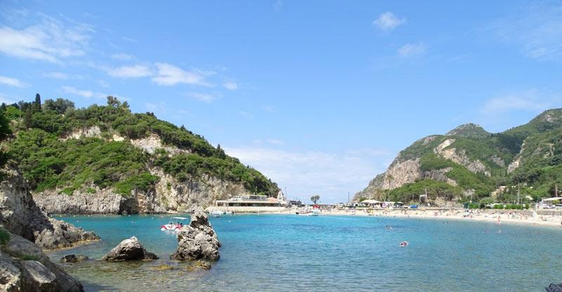TravelPass.gr - Οι 10 καλύτερες παραλίες της Κέρκυρας