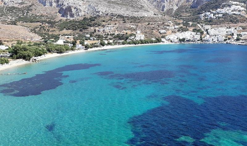 TravelPass.gr - Οι 10 καλύτερες παραλίες της Αμοργού