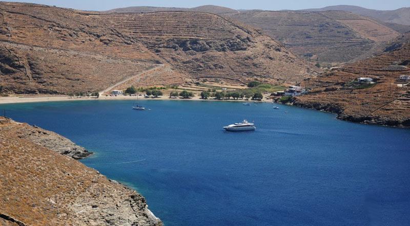TravelPass.gr - Οι 10 καλύτερες παραλίες της Κύθνου