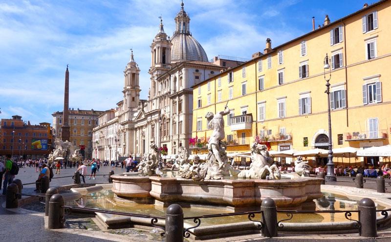 Τα 10 καλύτερα αξιοθέατα στη Ρώμη
