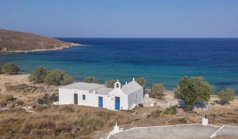 TravelPass.gr - Οι 10 καλύτερες παραλίες στη Σέριφο