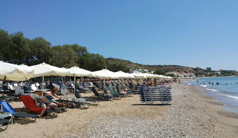 TravelPass.gr - Οι 10 καλύτερες παραλίες της Χίου