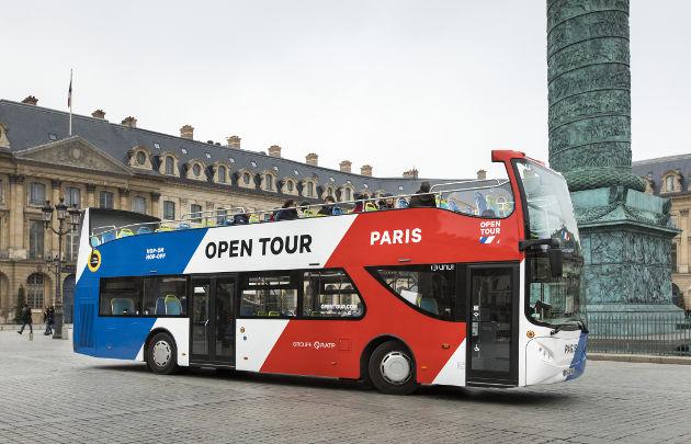 TravelPass.gr - Το Παρίσι θέλει να περιορίσει τα τουριστικά λεωφορεία
