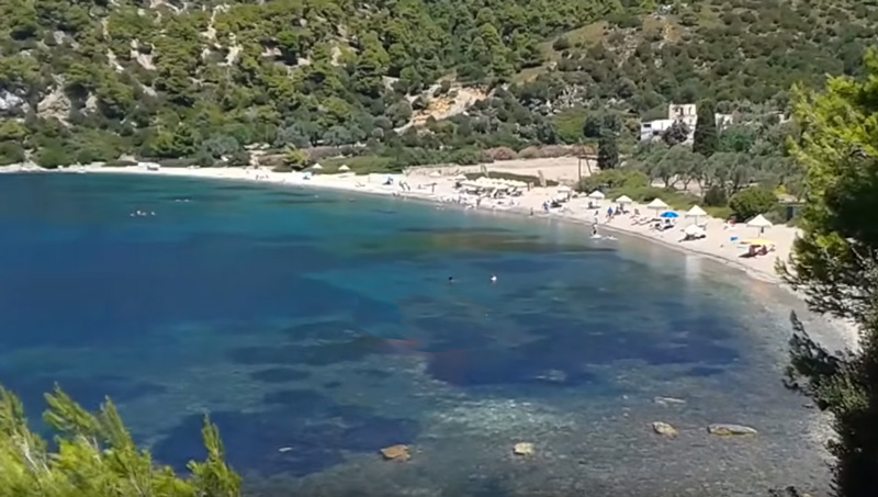 Οι 10 καλύτερες παραλίες στη Σκύρο